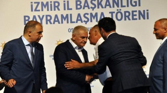 Başbakan Yıldırım İzmir'de bayramlaşacak