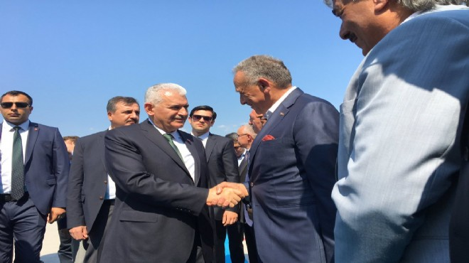 Başbakan Yıldırım İzmir'de: İşte programı!