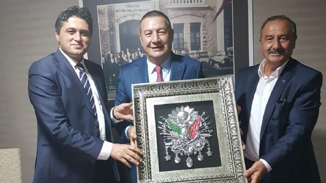 Başkan Acar'a MHP'den destek: 'Gerçek rantçılar ve iftira sahipleri...'