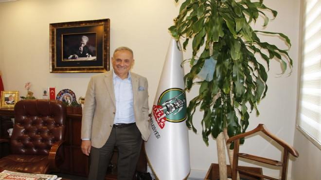 Başkan Badem'den Bayram mesajı
