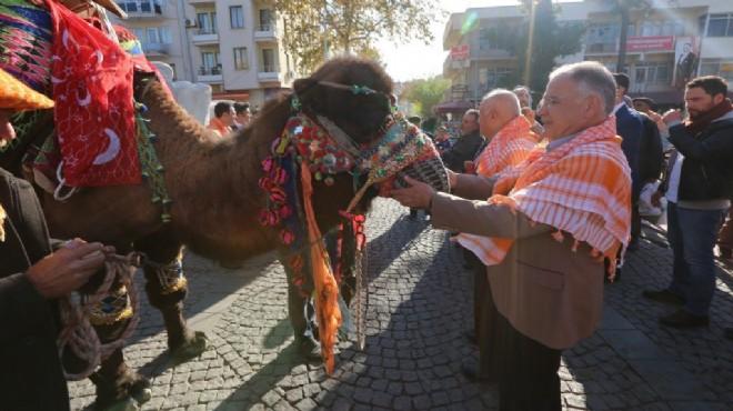 Başkan Bakıcı açıkladı: UNESCO'ya deve güreşi başvurusu