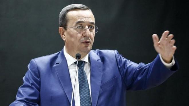 Başkan Batur'dan eleştirilere yanıt: Felaket tellallığı yapıyorlar!