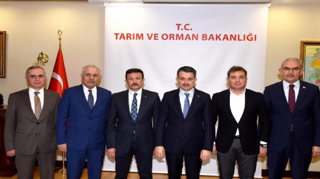 Başkan Demirezen açıkladı: Bayındır a TOKİ müjdesi