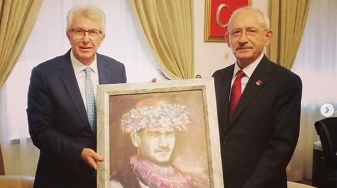 Başkan Eriş'ten Lider'e Ödemiş daveti