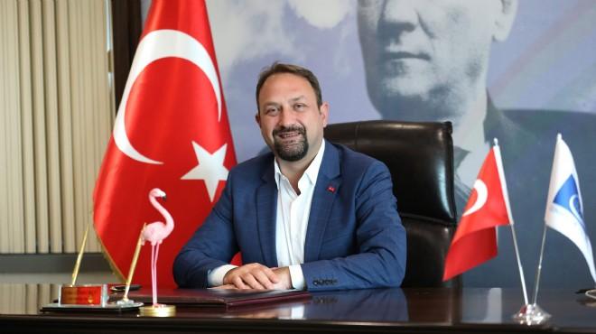 Başkan Gümrükçü'den 'işbirliği' mesajı: Çiğli ölçeğinde başardık!
