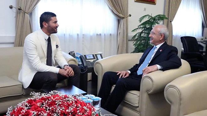 Başkan Gürbüz'den Lider'e ziyaret!