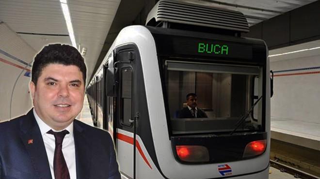 Başkan Kılıç: Büyükşehir ile ilişkimizin hediyesi Buca Metrosu olacak!