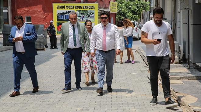 Başkan Kılıç: Gerçek makamım Buca sokakları