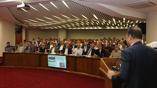 Başkan Olgun: Mobilya OSB'yi Torbalı'ya istiyoruz