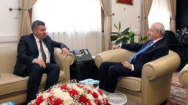 Başkan Oran'dan iki özel ziyaret: Kılıçdaroğlu'na rapor, bakana talep dosyası