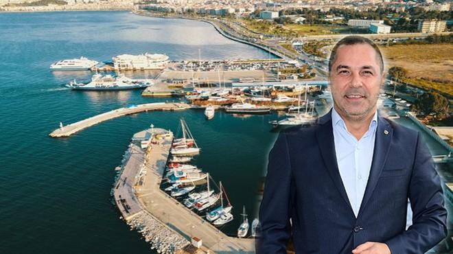 Başkan Öztürk'ten Levent Marina çağrısı: Denizcilik mantığıyla işletilmeli!