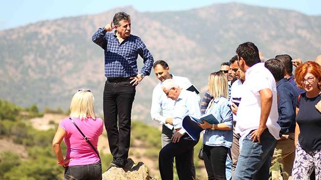 Başkan Sandal dan 3 mahalleye kentsel dönüşüm çıkarması
