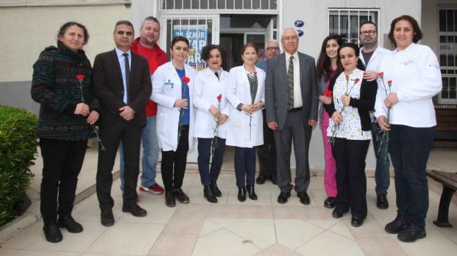 Başkan Selvitopu, sağlık emekçilerinin Tıp Bayramı'nı kutladı