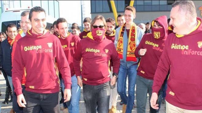 Başkan Sepil: Galatasaray'ı yenmek için sahada olacağız