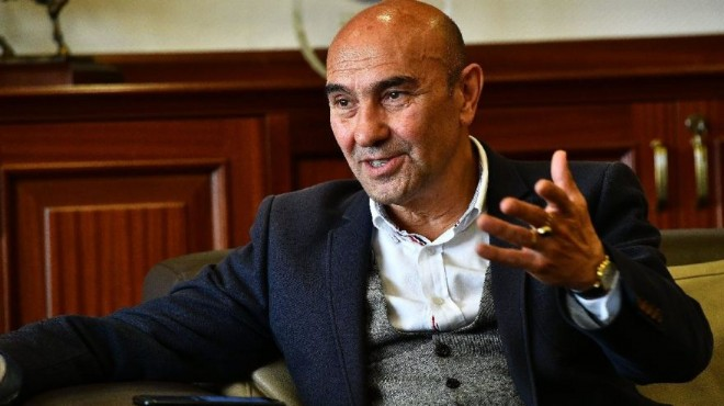 Başkan Soyer açıkladı: İzmir'e yeni fuar geliyor