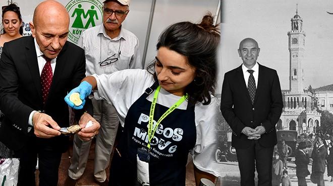 Başkan Soyer'den Fuar ziyareti ile ilgili görsel sonucu