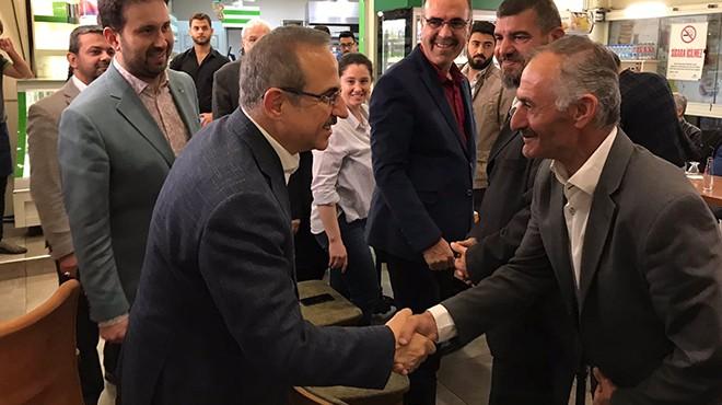 Başkan Sürekli'den 6 ilçede 'Ramazan' buluşmaları