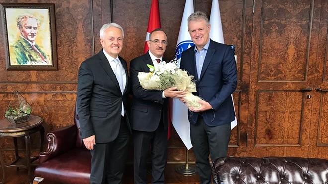 Başkan Sürekli'den STK çıkarmasında mesaj: Aradaki duvarları kaldırdık