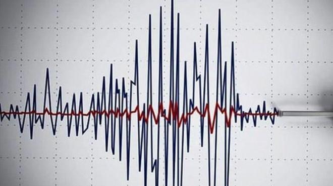 Başkent'te art arda iki deprem!