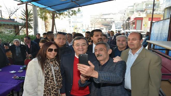 Batur, Konak ta startı verdi: İlk durak Gültepe