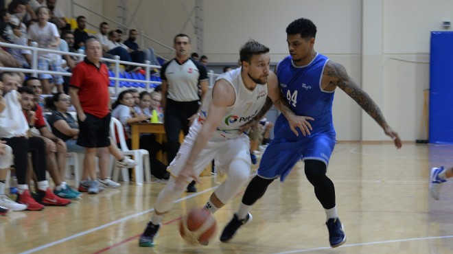 Bergama'da Galenos Cup'ta final heyecanı yaşandı