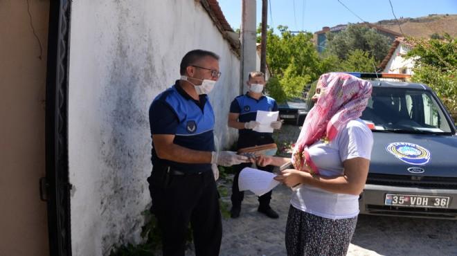 Bergama'da 'insanlık ölmemiş' dedirten hareket