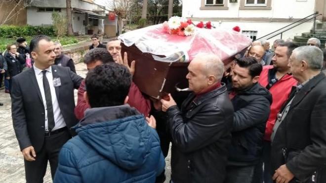 Bergama, usta müzisyen Taci Uslu'yu uğurladı