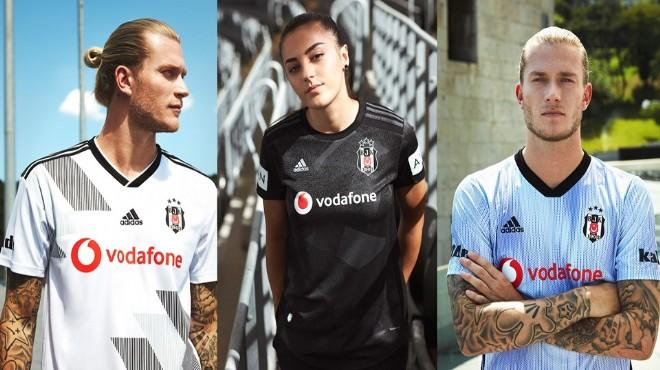 Beşiktaş'ın yeni sezon formaları satışa çıkıyor
