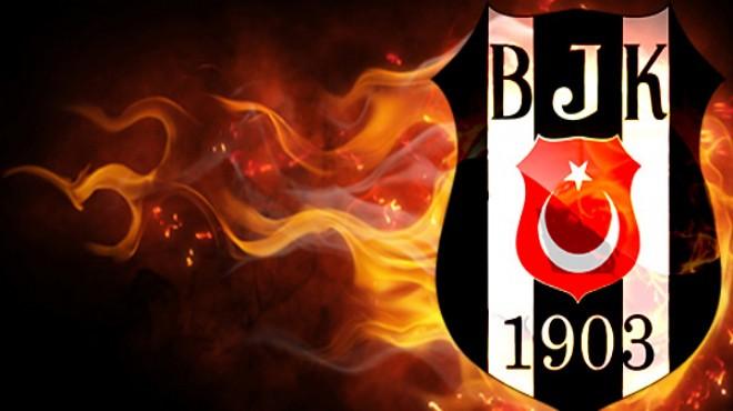Beşiktaş'ın yıldızı Çin'e transfer oldu
