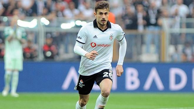 Beşiktaş'ta Dorukhan Toköz ile yollar ayrılıyor