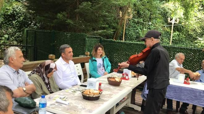 Beydağ Barajı'na gezi: Ödemiş'te ikinci bahar