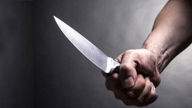 Bıçağın seri numarası yakalattı!