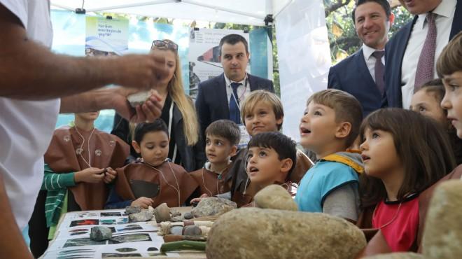 Bilimin kalbi Buca'da atıyor