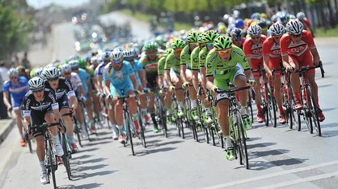 Bisikletçilere sağlık hizmetini DEÜ verecek