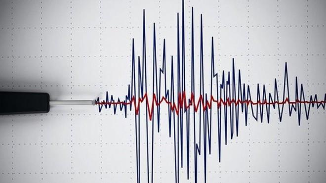 Bodrum'da art arda depremler!