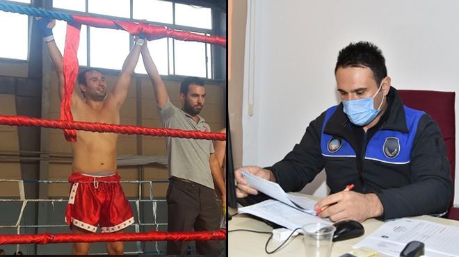 Bornova'da başarı hikayesi: Zabıtalıktan Avrupa Şampiyonası'na...