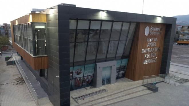 Bornova'da bir merkez daha açılıyor