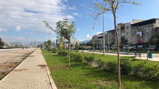 Bornova'da yeşil seferberlik