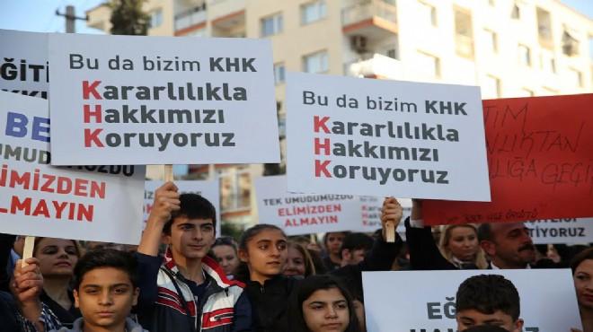 Bornova dan sonra Buca:  Eğitim hakkı  isyanı!