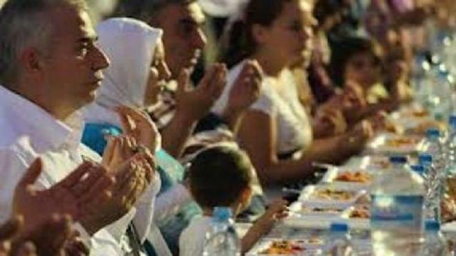 Buca'da büyük Ramazan coşkusu
