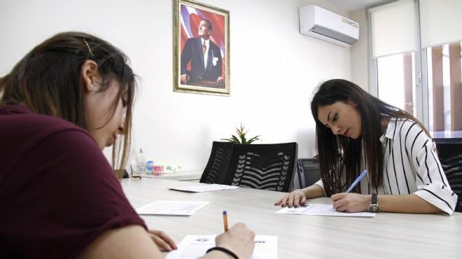 Buca'da öğrencilere tercih desteği