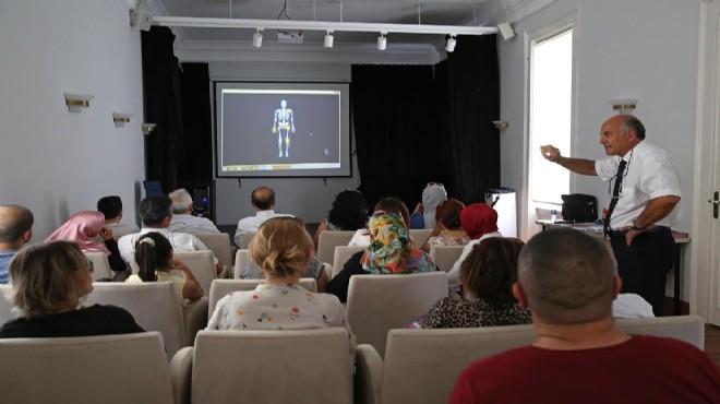 Buca'da sağlık buluşmaları: Sessiz katil 'LYME'