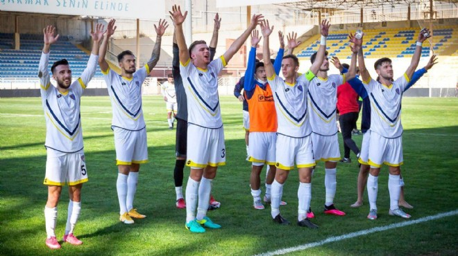 Bucaspor 1928'ten 3 gol 3 puan!