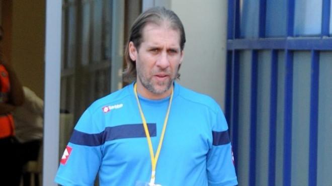 Bucaspor teknik direktörü istifa etti