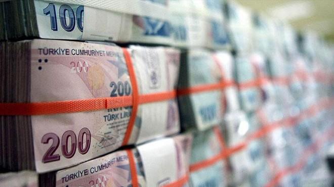 Bütçe dengesi Ağustos'ta 28.2 milyar TL fazla verdi!