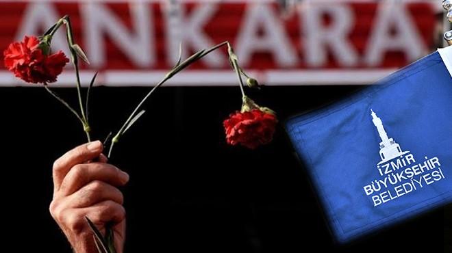 Büyükşehir açıkladı: 10 Ekim Katliamı anısına anıt yapılacak