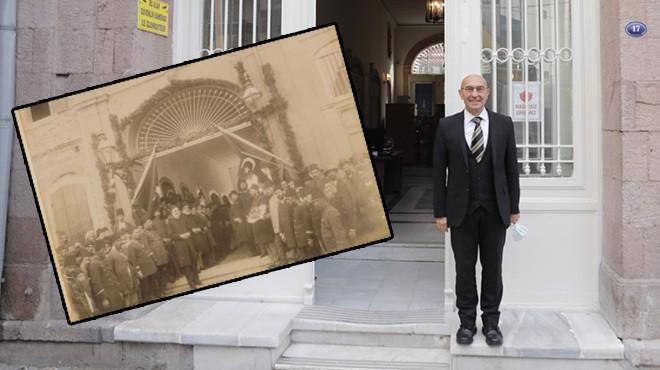 Büyükşehir'de rota ilk hizmet binası: 130 yıl sonra yeniden!