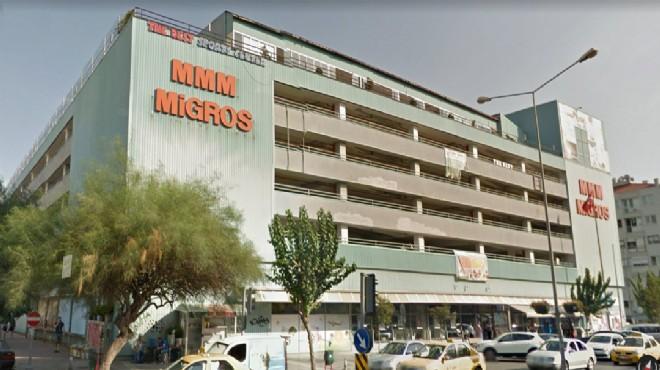 Büyükşehir'den Migros'un 4 milyon TL'lik teklifine onay!