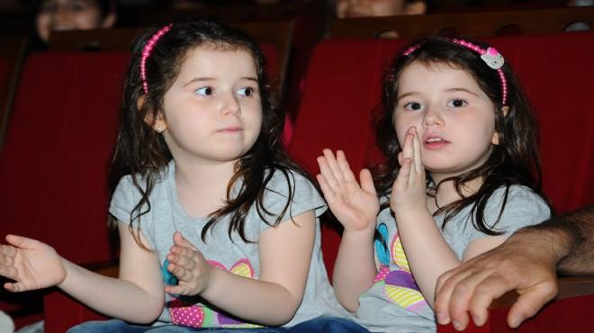 Büyükşehir'den miniklere tiyatro daveti!