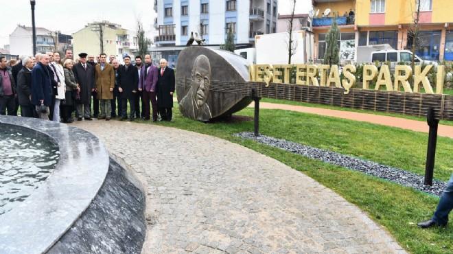 Büyükşehir'den yeni cennet: 'Güzel İzmir' O'nu unutmadı...